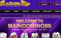Daftar MainDomino99 Login Link Alternatif Main Domino99
