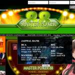 Daftar MasterPoker88 Login Link Alternatif Master Poker88