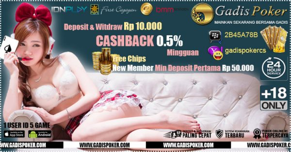 Daftar Gadispoker Login Link Alternatif Gadis Poker