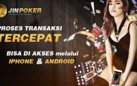 Daftar Jinpoker Login Link Alternatif Jin Poker Online