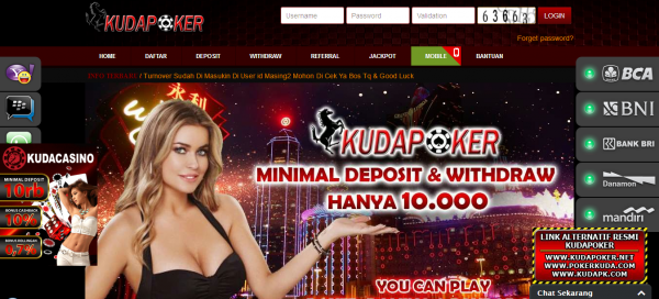 Daftar Kudapoker Link Alternatif Kuda Poker