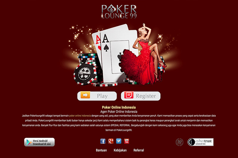Link Alternatif Poker Lounge99 Dan Daftar PokerLounge99